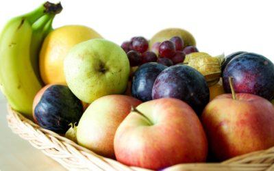 Listes des produits fruits