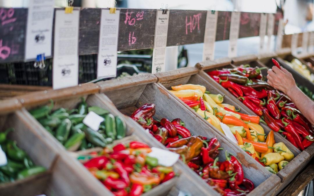Listes des produits légumes